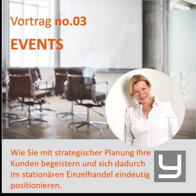 Vortrag | Events