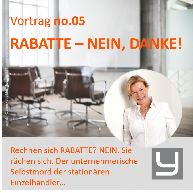 Vortrag | Rabatte