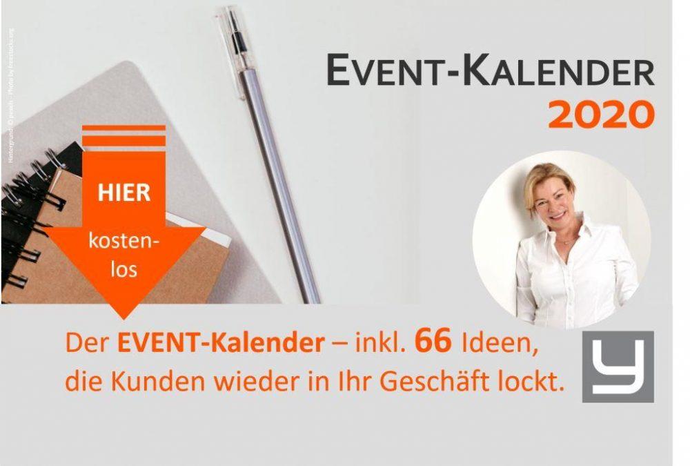 EVENT-Kalender 2020
