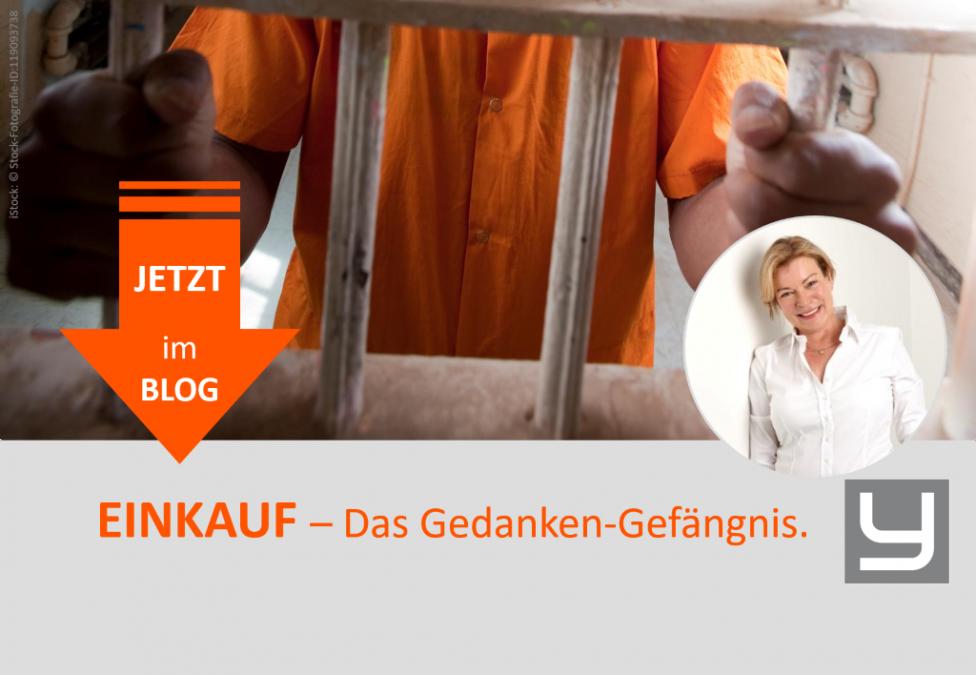 EINKAUF – Das Gedanken-Gefängnis.