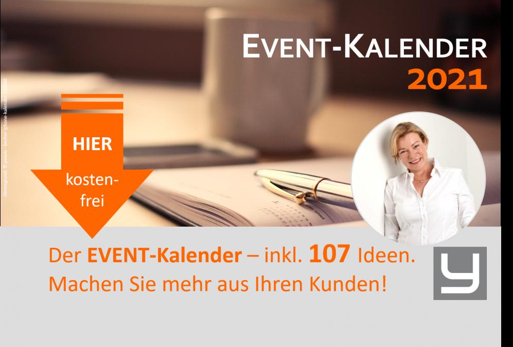EVENT-Kalender 2021